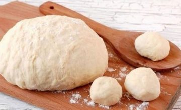 Как сделать тесто для любимых пирожков быстро