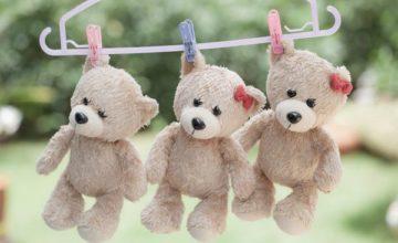 Как лучше всего стирать мягкие игрушки в стиральной машине, чтобы их не испортить