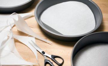 Что можно использовать вместо пергаментной бумаги при выпечке
