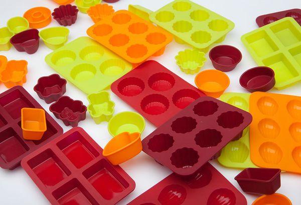 силиконовые формы