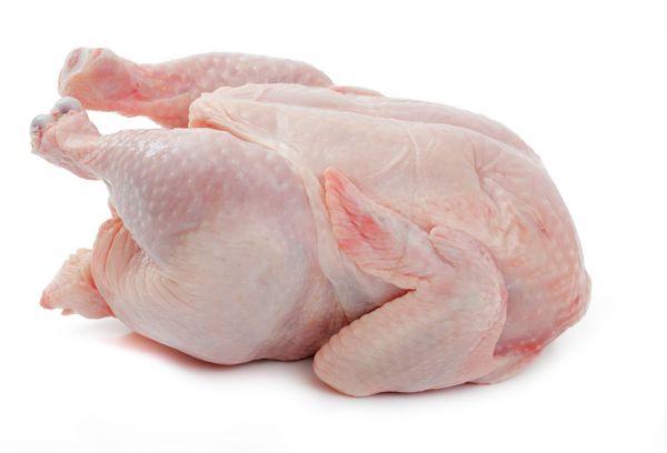 целая тушка курицы