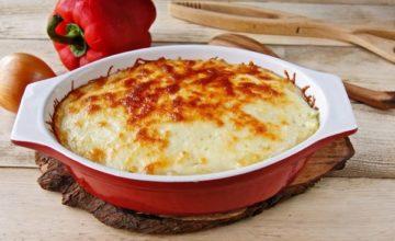 Лучшие рецепты картофельной запеканки с фаршем, приготовленной в духовке