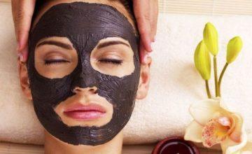 Как приготовить маску для лица из желатина и угля?