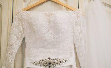 Как быстро, просто и с наилучшим результатом постирать свадебное платье в домашних условиях