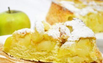 Три лучших рецепта шарлотки с бананами в духовке или мультиварке