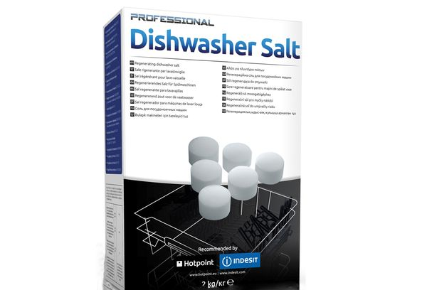 Соль для посудомойки