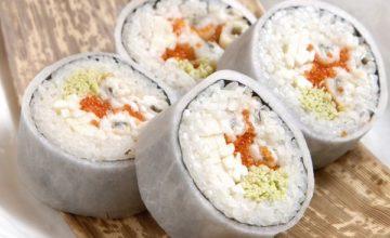 Как выбрать и сварить рис для домашних роллов и суши