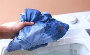 Как отстирать краску с джинсов самостоятельно