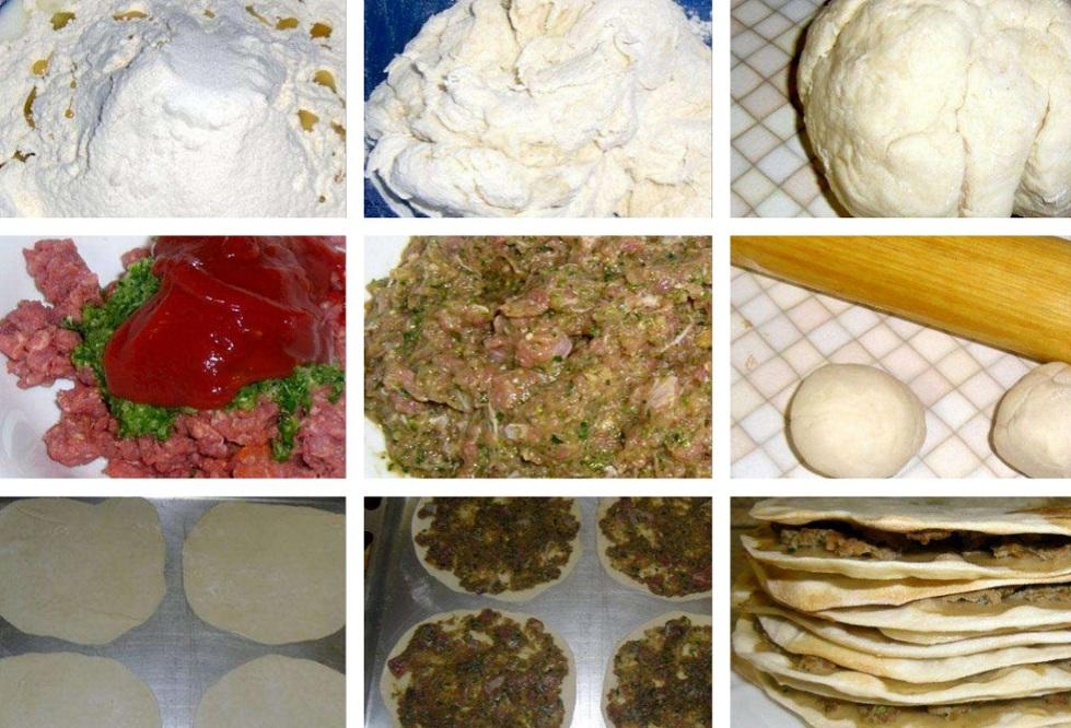 Армянская пицца