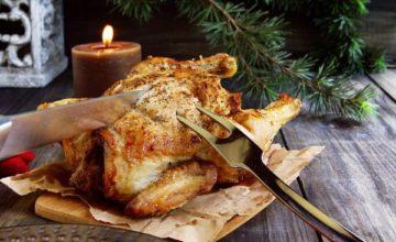 Избранные рецепты курица в духовке с ананасами