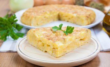 7 лучших способов приготовить омлет с молоком и мукой
