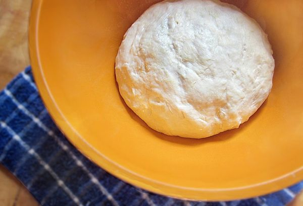 Тесто на кипятке