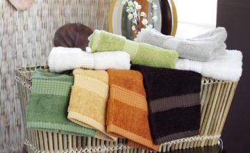 Как сделать махровые полотенца снова мягкими после стирки в стиральной машине