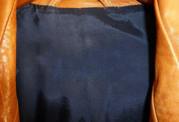 Внутренняя сторона куртки