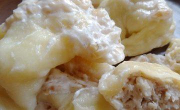 Рыбные пельмени — оригинальное и вкусное блюдо