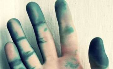 Как и чем отмыть зеленку с кожи, волос, ногтей