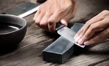 Инструкция, как наточить нож — устройства и способы