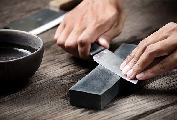 Брусок для заточки ножа