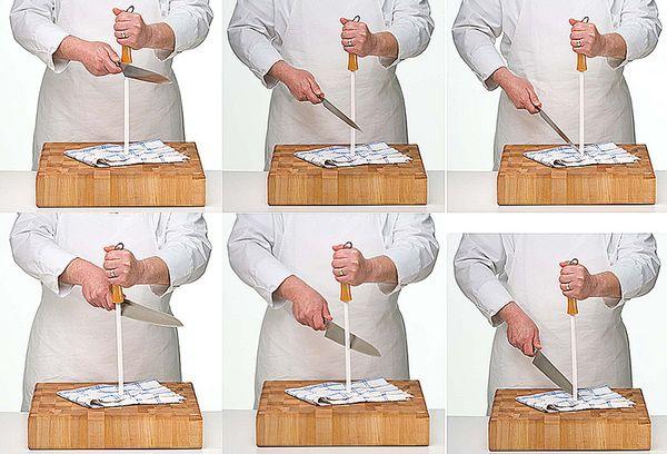 Мусат точилка для ножей