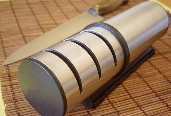 Роликовая ножеточка
