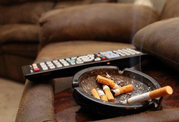 Что делать чтобы не пахло сигаретами