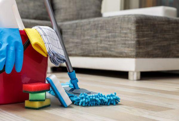 Предметы для чистки и уборки