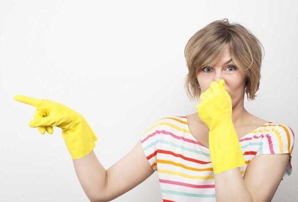 Неприятный запах в помещении