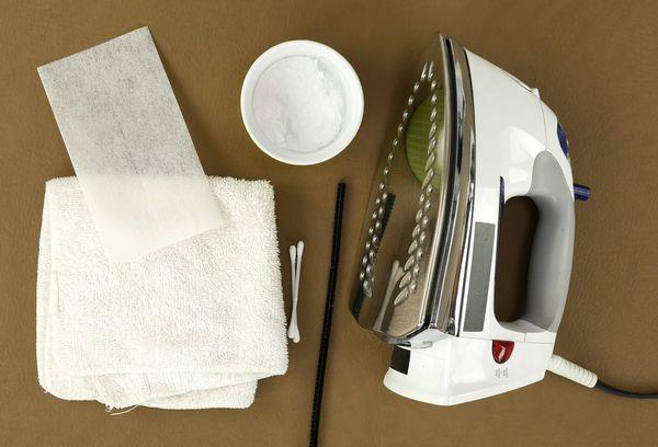6 способов очистить подошву утюга от нагара быстро и недорого