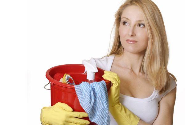 Подготовка к уборке