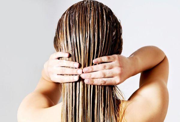 Покрашенные волосы