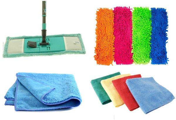 Ткани для мытья натяжного потолка