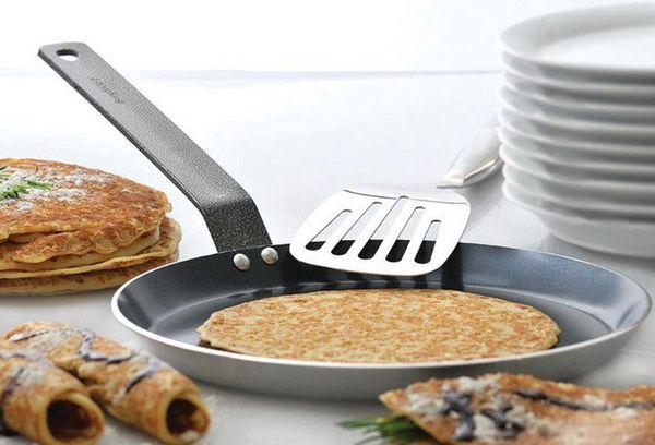 Блины на сковороде