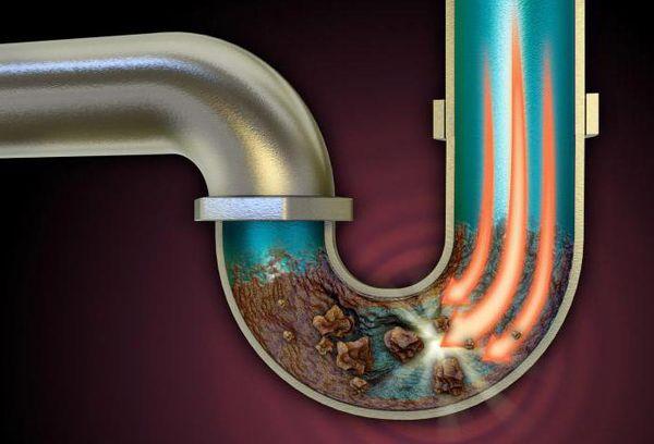 канализационная труба