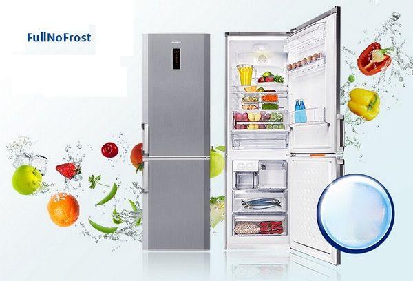 холодильник с системой No Frost