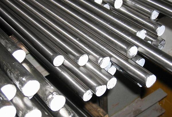 Стержни из стали