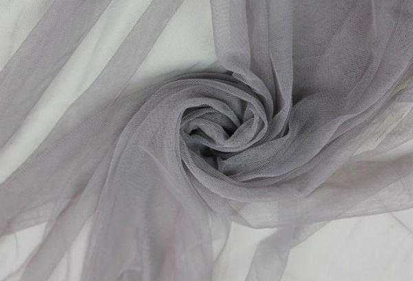 Грязные шторы из тюли