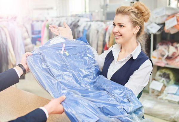 Одежда из химчистки