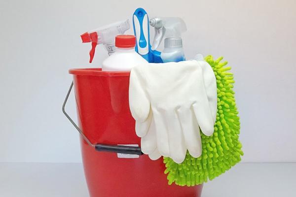 """Инвентарь для мытья пола с """"Белизной"""""""