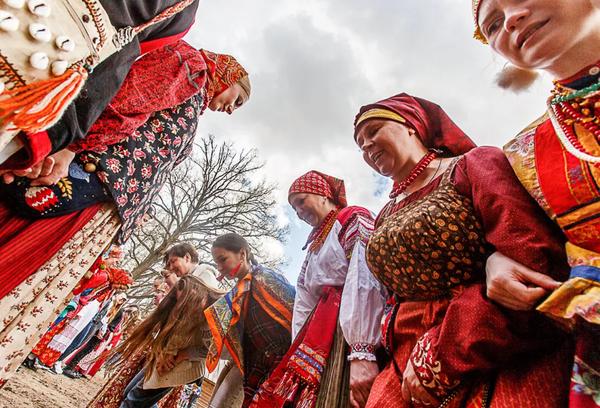 Славянские весенние праздники