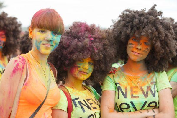 День молодежи празднование