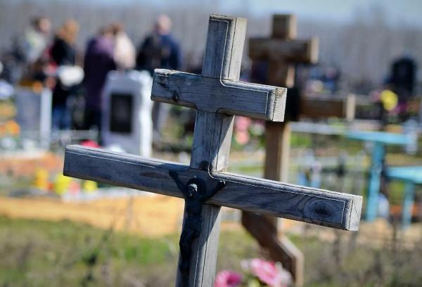 Поминки кладбище