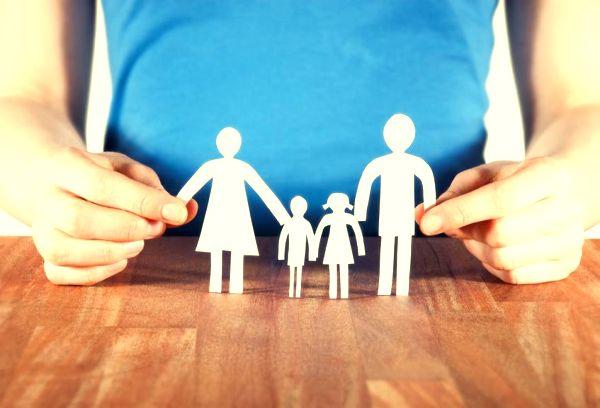 Социальное обеспечение семей
