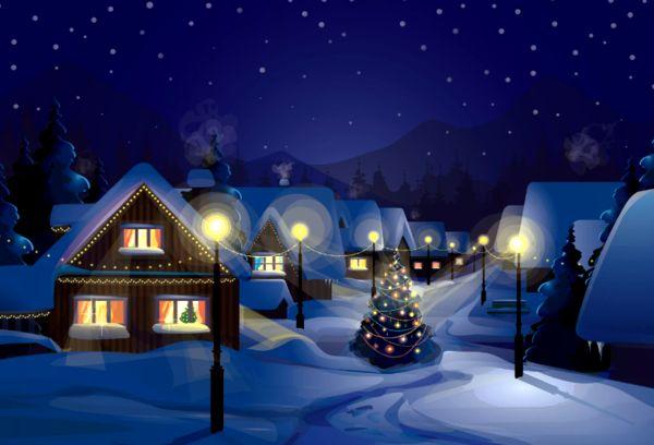 Приметы в новогоднюю ночь