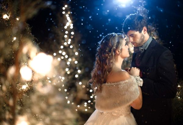 Любовные поверья в Новогоднюю ночь