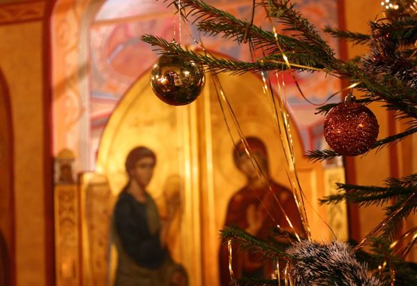 Рождественский пост в Новогоднюю ночь