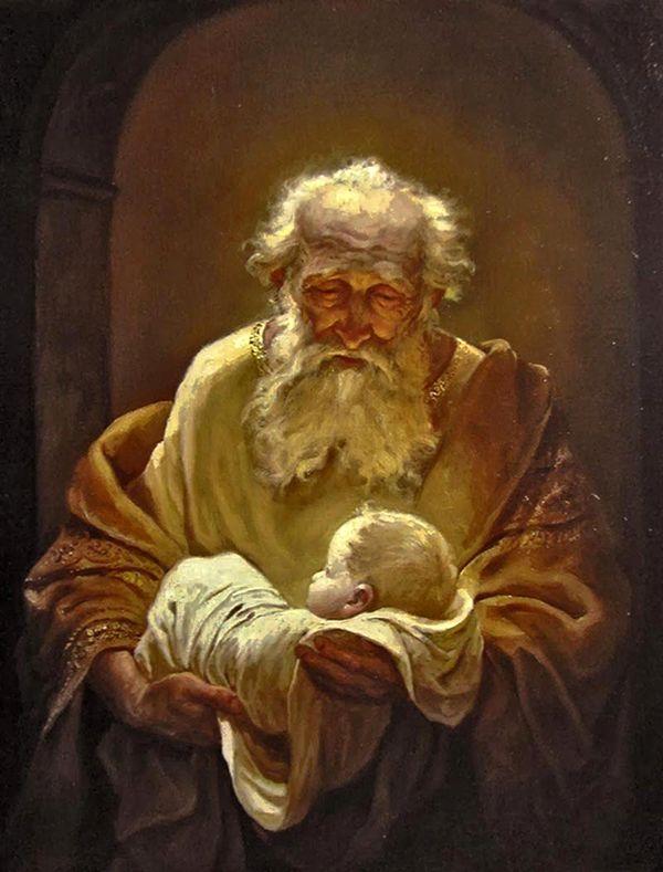 Симеон Богоприимец Святой