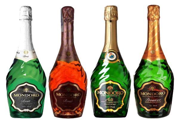 Шампанское Mondoro