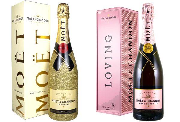 Шампанское Моет
